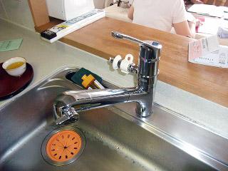 INAX キッチン水栓 JF-6450SX-JW