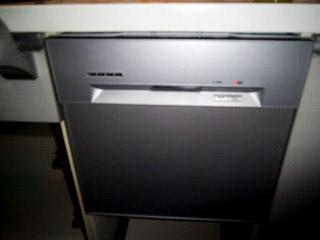 ハーマン 食洗機 FB4515PMS 施工後