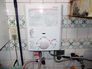 ノーリツ 瞬間湯沸器 YR546-13A