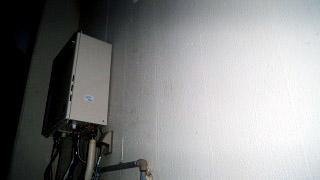 リンナイ 給湯器 RUF-A1610SAW 施工後