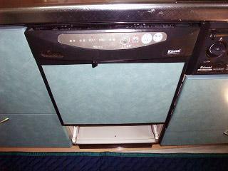 パナソニック 食洗機 NP-45MC6T 施工前