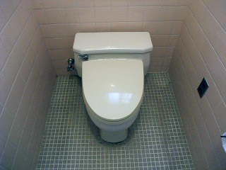 TOTO トイレ CES9312ML 施工前