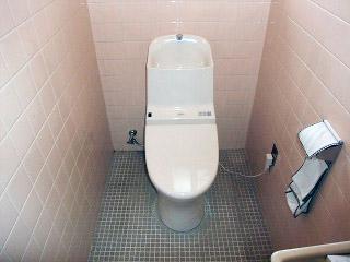 TOTO トイレ CES9312ML 施工後