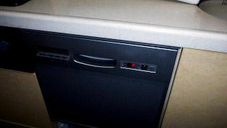 リンナイ 食洗機 RKW-403C 施工後
