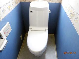 パナソニック トイレ XCH300WSTK 施工前