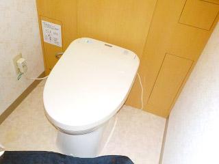 TOTO トイレ F1-TCF4711 施工後