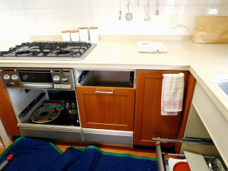 パナソニック 食洗機 NP-45MD7S 施工前