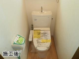 TOTO トイレ TSET-QR3-IVO-1-R 施工後