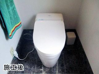 TOTO トイレ CES9574M-SC1 施工後