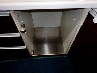 パナソニック ビルトイン食洗機 NP-45MD5W 施工前