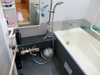 INAX 浴室水栓 BF-HB146TL