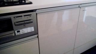 三菱 食洗機 EW-DP45S 施工前