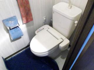 TOTO トイレ CS220B 施工前