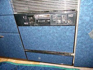 リンナイ 食洗機 RKWA-F401A 施工前