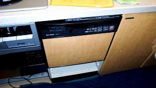 パナソニック 食洗機 NP-45MD6S 施工前