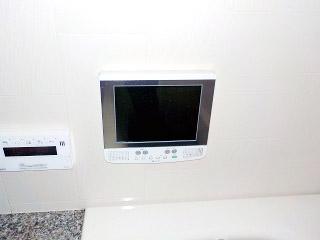 ツインバード 浴室テレビ VB-J16W 施工前