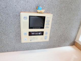 ツインバード 浴室テレビ VB-BS121S 施工前