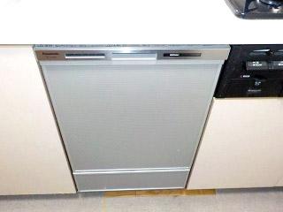 パナソニック 食洗機 NP-45MD6S 施工後
