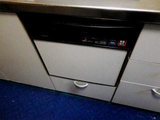 パナソニック 食洗機 NP-45RS6S 施工前
