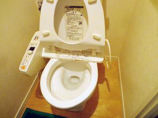 TOTO トイレ CS230B–SH231BA-SC1 施工前