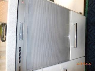 リンナイ 食洗機 RKW-404C-SV 施工後