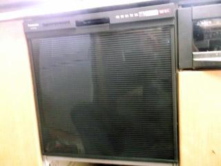 パナソニック 食洗機 NP-45RS6K 施工後