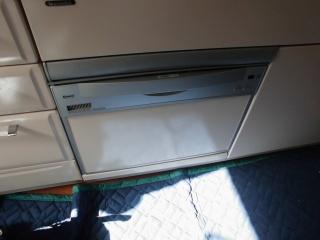 リンナイ 食洗機 RKW-601C-SV 施工後