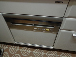 パナソニック 食洗機 NP-P60V1PSPS 施工後