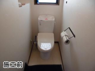 リクシル トイレ TSET-AZ0-WHI-1 施工前