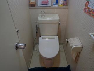 TOTO トイレ CS230BM–SH231BA-SC1 施工前