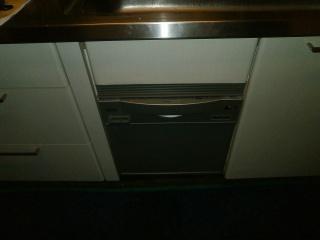 リンナイ 食洗機 RKW-C401C-A-SV 施工後