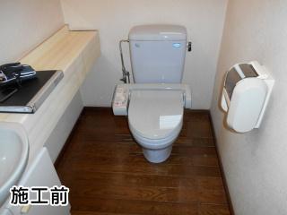 INAX トイレ TSET-AZ2-IVO-0 施工前