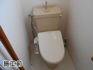 パナソニック  トイレ TSET-AS2-WHI-R 施工前