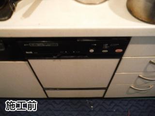 リンナイ 食器洗い乾燥機 RSW-F402C-SV 施工前
