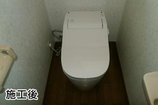 パナソニック トイレ XCH1401WS 施工後