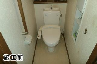 TOTO トイレ TSET-HV-WHI-1 施工前