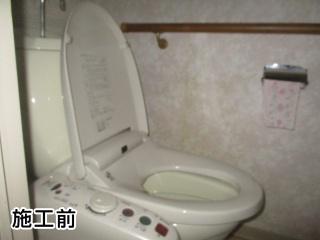 パナソニック トイレ TSET-AVS3-WHI-0-120 施工前
