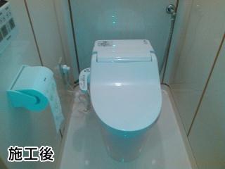 パナソニック トイレ XCH3015RWS 施工後