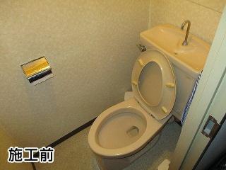LIXIL トイレ TSET-AZ4-WHI-1-120 施工前