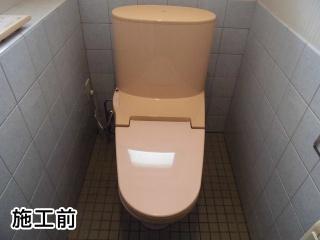 TOTO トイレ TSET-GG3-WHI-1 施工前