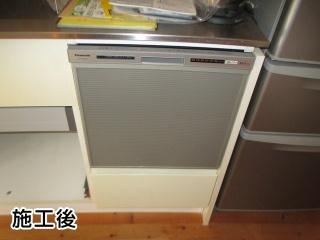 パナソニック 食器洗い乾燥機 NP-45RS7S 施工後