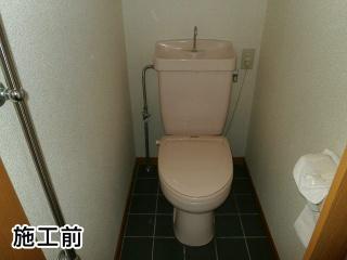 TOTO トイレ TSET-NE2-WHI-R 施工前