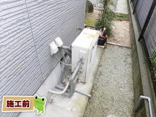ノーリツ ガス給湯器 GT-C2462ARX-BL-13A-20A 施工前