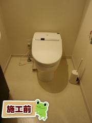 TOTO トイレ TSET-NE-WHI 施工前