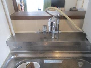 LIXIL キッチン水栓 SF-HB420SYXBV