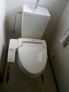 TOTO トイレ TSET-QR5-IVO-1 施工前