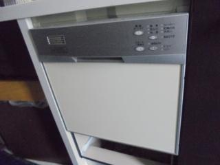 三菱 食器洗い乾燥機 EW-45R2B 施工前